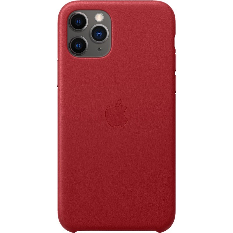 Husă Apple Leather Case iPhone 11 Pro