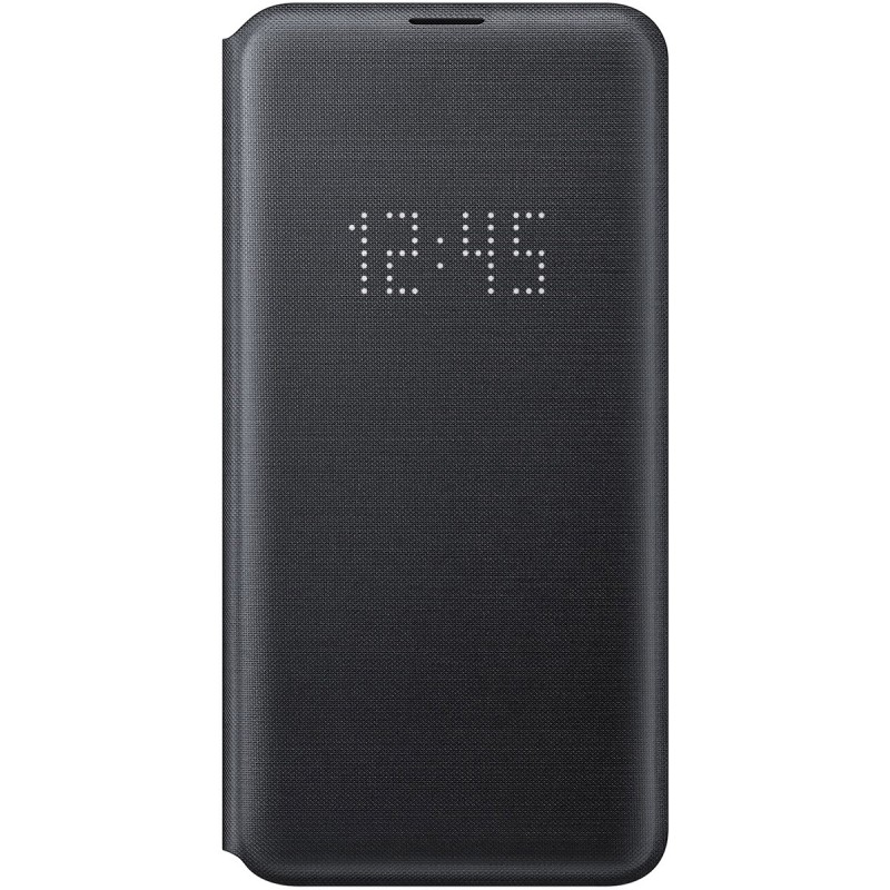 Чехол Samsung LED View Cover (Black) для Galaxy S10e,