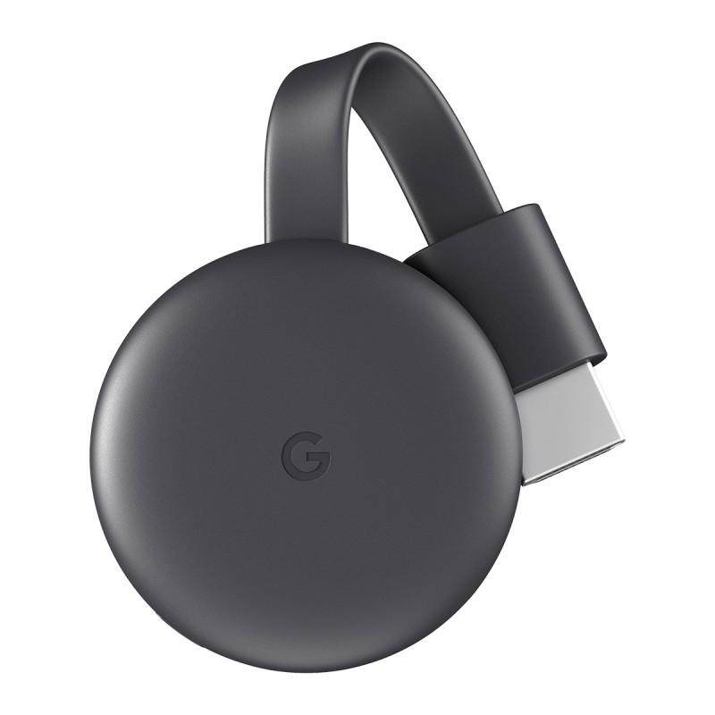 Player Multimedia Google Chromecast