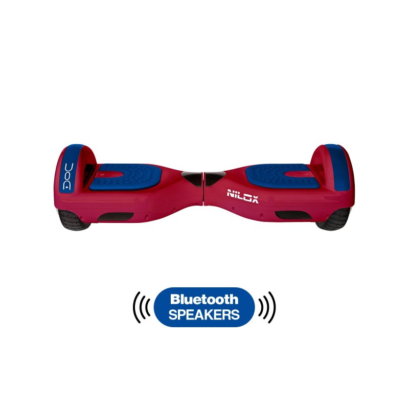 """Hoverboard Nilox DOC 2 BT 6.5"""""""