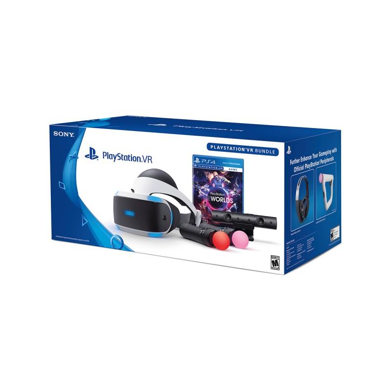 Set ochelari VR Sony PlayStation