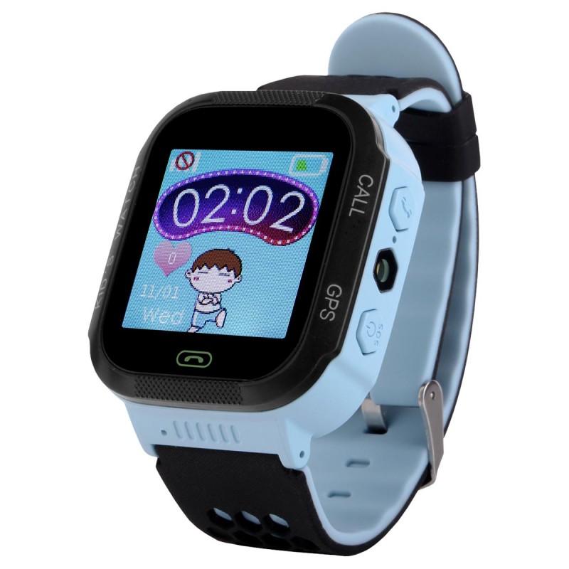 Детские GPS часы Wonlex GW500S